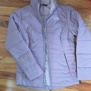 The North Face Girls jacket 👧🏻